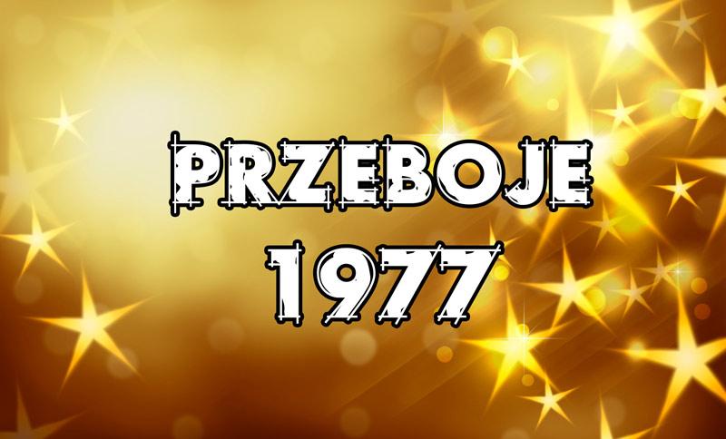 Przeboje 1977
