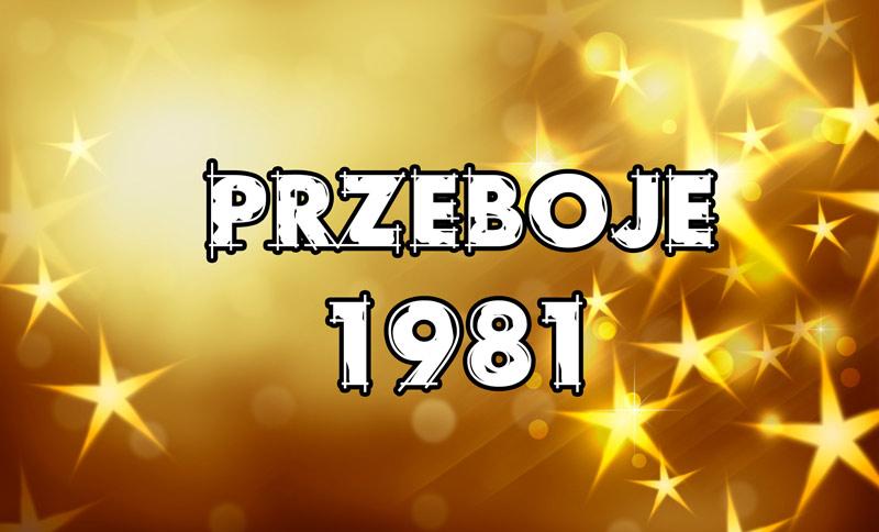 Przeboje-1981