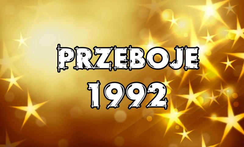 Przeboje-1992
