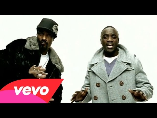 Akon – I Wanna Love You ft. Snoop Dogg