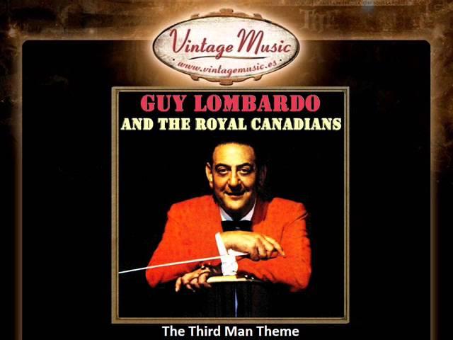 Guy Lombardo — The Third Man Theme (VintageMusic.es)