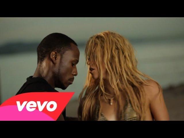 Shakira – Loca ft. Dizzee Rascal