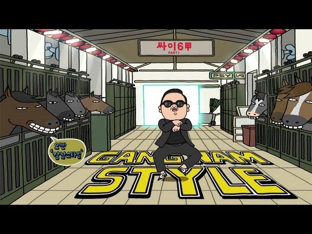 PSY – GANGNAM STYLE (강남스타일) M/V