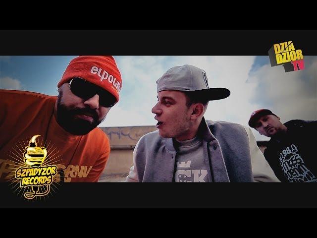 donGURALesko feat. Sitek, Shellerini – Pięć (prod. Tasty Beatz, scratch DJ CUBE, album PJZŻM)