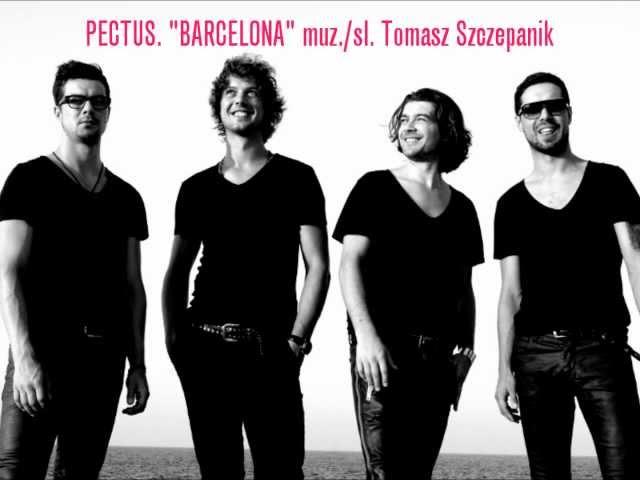 "PECTUS ""Barcelona"" 2012"