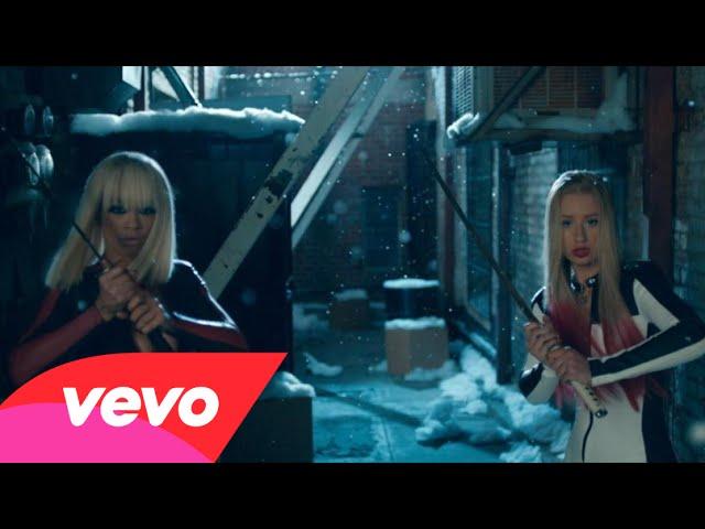 Iggy Azalea – Black Widow ft. Rita Ora