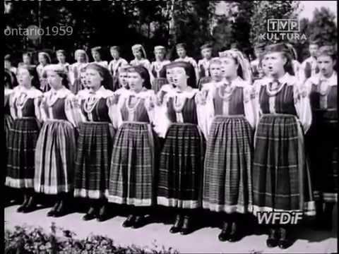 MAZOWSZE – Bandoska (TVP 1952)
