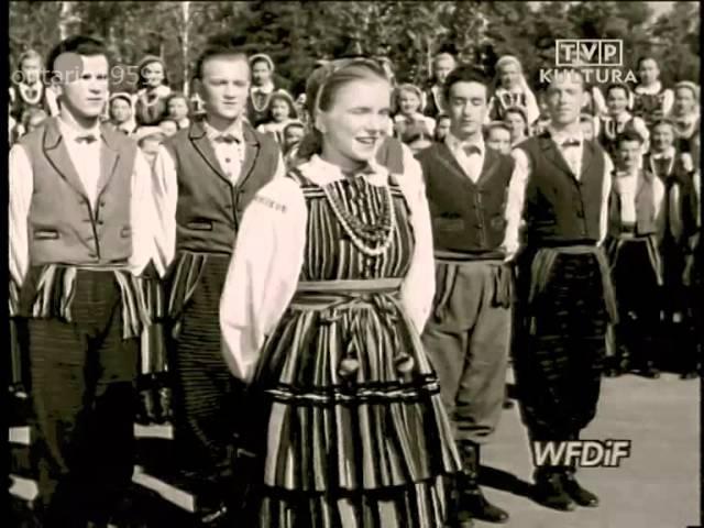 MAZOWSZE – Pod Borem (TVP 1952)