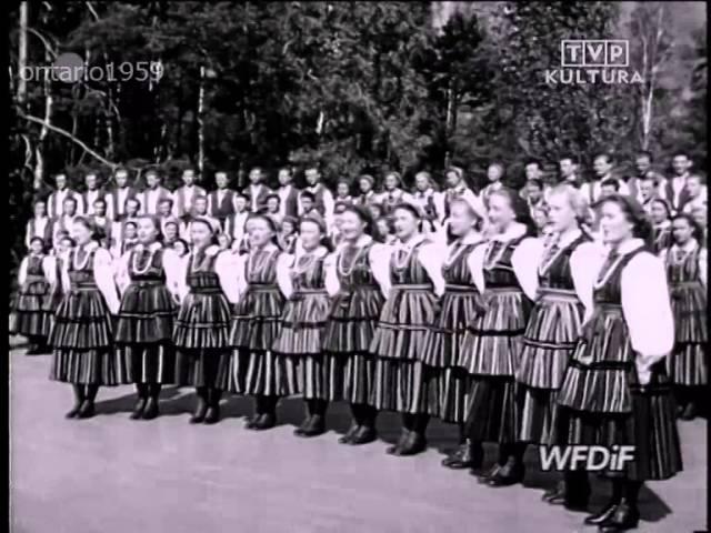 MAZOWSZE – Kukułeczka (TVP 1952)