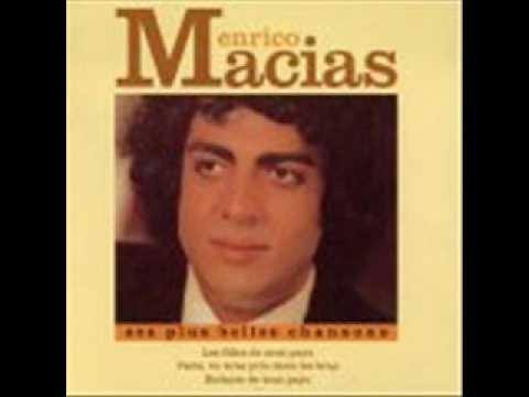 Enrico Macias – J'ai Quitte Mon Pays