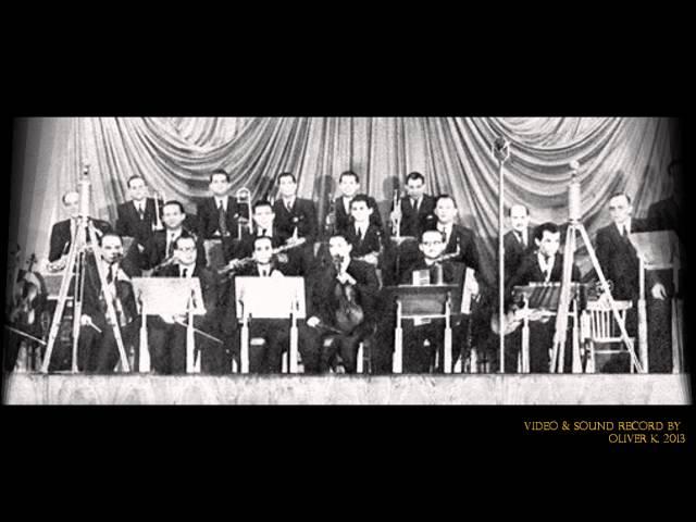 Nigdy Cię nie zapomnę- Jan Cajmer ~ Test Recording 1955!