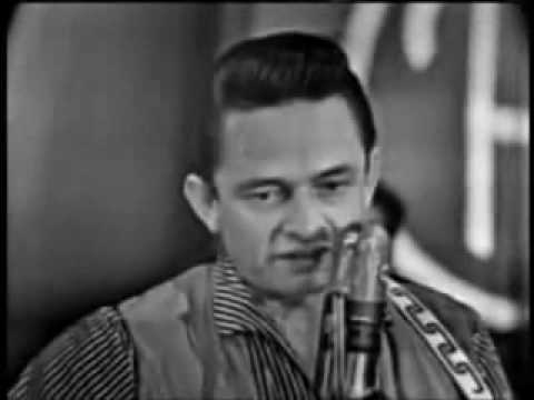 Johnny Cash – I Walk The Line 1958