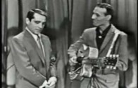 Carl Perkins – Blue Suede Shoes – Perry Como Show -1956