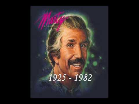 Marty Robbins – A White Sport Coat And A Pink Carnation