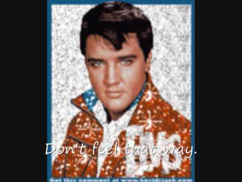"Elvis Presley..- ""Don't"". by Keoni"