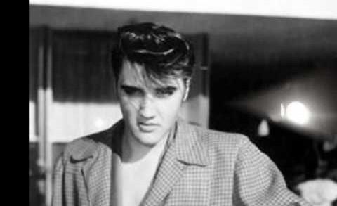 Elvis Presley – A big hunk o'love