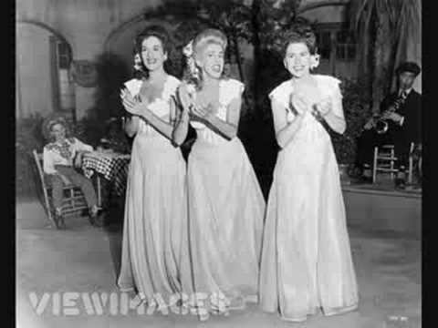Beat Me Daddy, Eight to the Bar-The Andrews Sisters