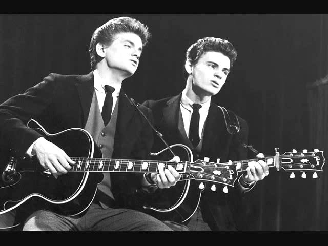 The Everly Bros. Let It Be Me.wmv