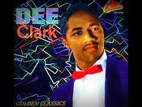 """DEE CLARK – """"RAINDROPS""""  (1961)"""