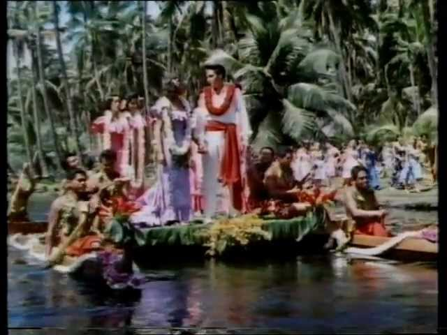 Blue Hawaii – Elvis Presley – 1961