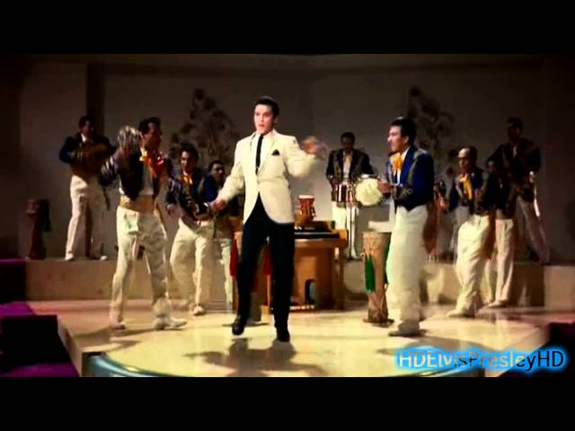 Elvis Sings Bossa Nova Baby (HD)