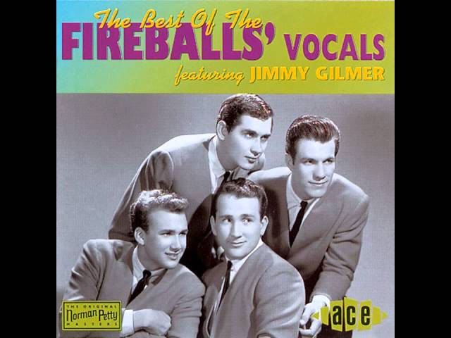Jimmy Gilmer and the Fireballs – Sugar Shack (Official Audio)