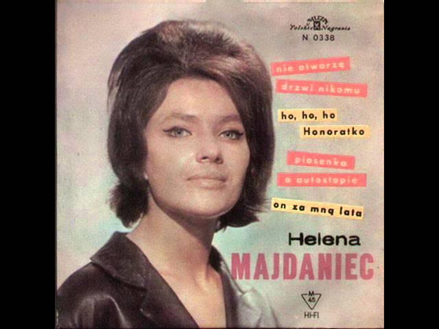 Helena Majdaniec – Jutro będzie dobry dzień – 1963