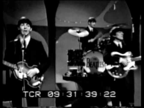 The Beatles – I Want To Hold Your Hand – Fantastic LIVE Version!!!!