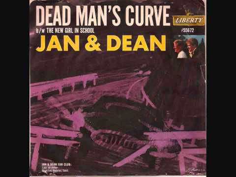 Jan & Dean – Dead Man's Curve