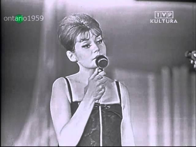 Iga Cembrzyńska – Intymny świat (TVP Opole 1964)