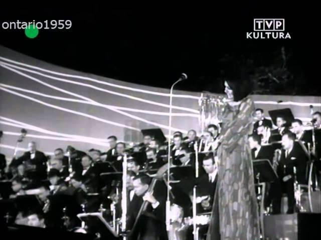 Krystyna Konarska – Przyjdzie po mnie ktoś (TVP Sopot 1966)