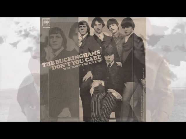 The Buckinghams – Don't You Care (HQ Stereo,1967)