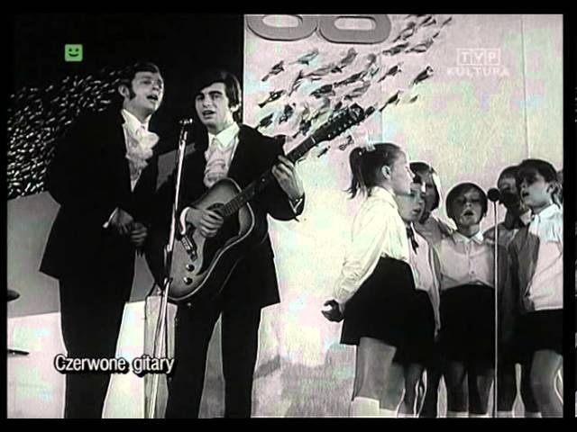 Czerwone Gitary – Anna Maria [1968]