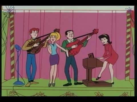 The Archies – Sugar, Sugar (Original 1969 Music Video)