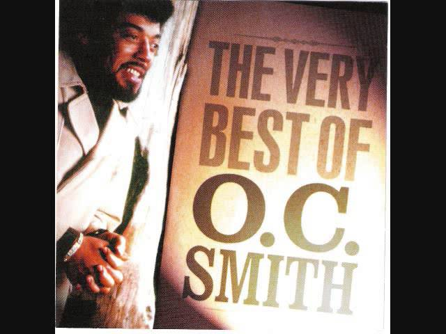 O.C. Smith – Little Green Apples