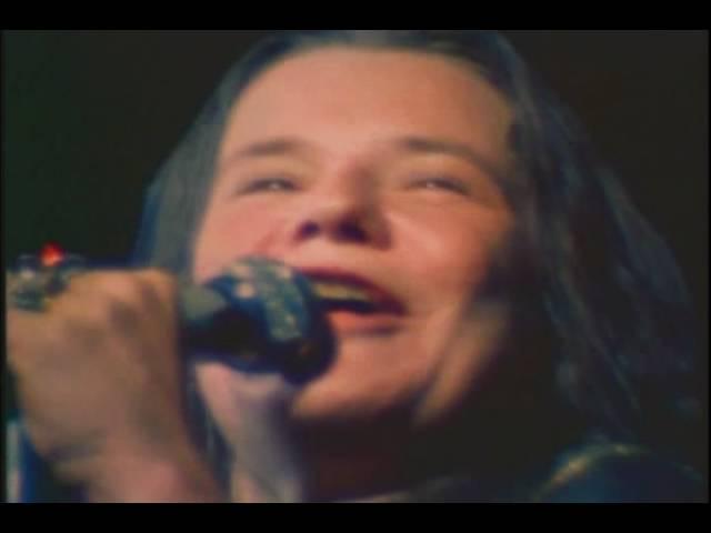 Woodstock – 16/08/1969 – Janis Joplin