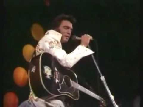 ELVIS BURNING LOVE
