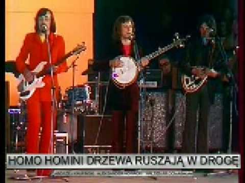 Homo Homini Drzewa ruszają w drogę Opole '73
