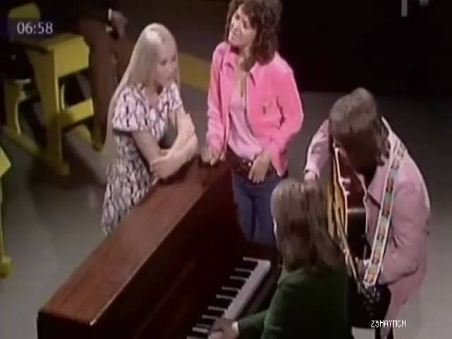 Björn, Benny, Agnetha & Anni-Frid (ABBA)  :  People Need Love (HQ)