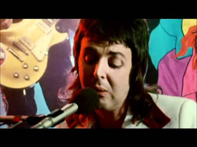 Paul McCartney & Wings – My Love [High Quality]