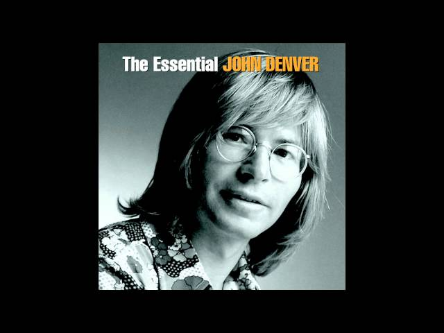 John Denver – Sunshine On My Shoulders