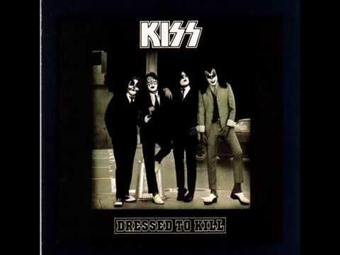 Kiss – Room service – Dressed to kill (1975)