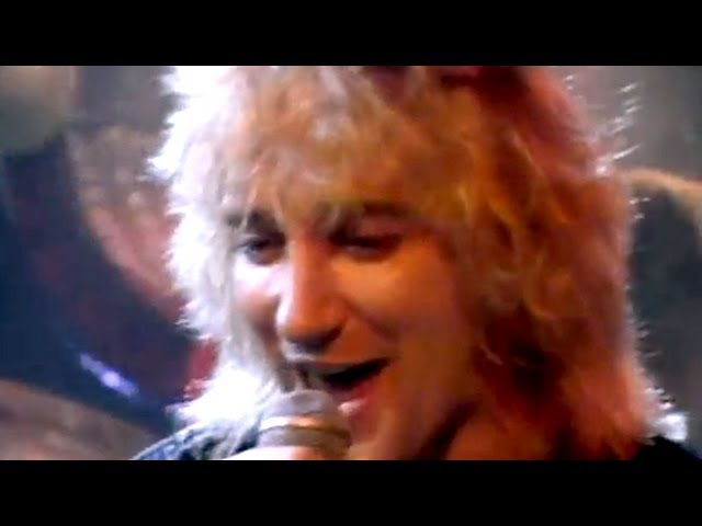 Rod Stewart – Da Ya Think I'm Sexy? (Official Video)