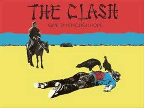 The Clash – Safe European Home