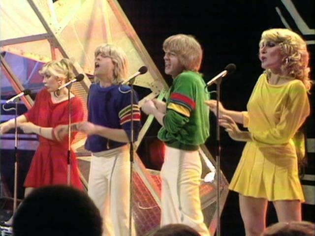 Bucks Fizz – Making Your Mind Up