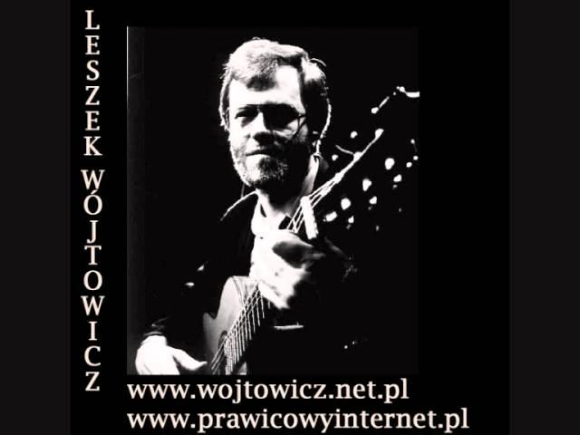 Moja Litania – Leszek Wojtowicz