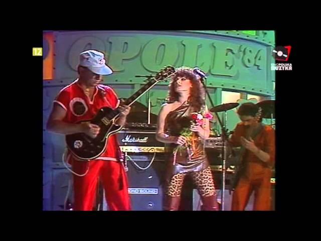 Beata Kozidrak i Bajm – Małpa i ja (21 Krajowy Festiwal Piosenki Polskiej Opole 1984)