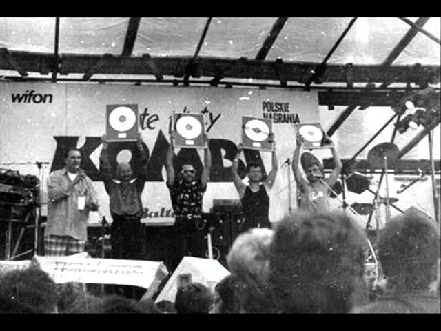 Kombi – Zaczarowane miasto (1985)