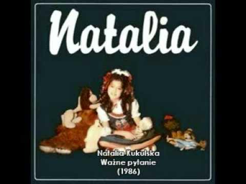 Natalia Kukulska – Ważne pytanie (1986)