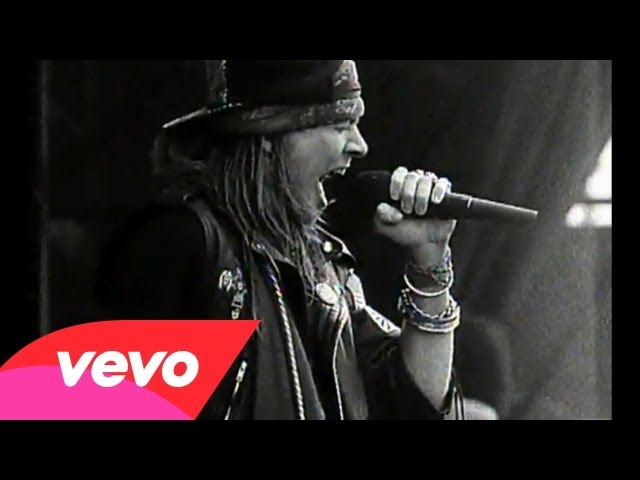 Guns N' Roses – Paradise City